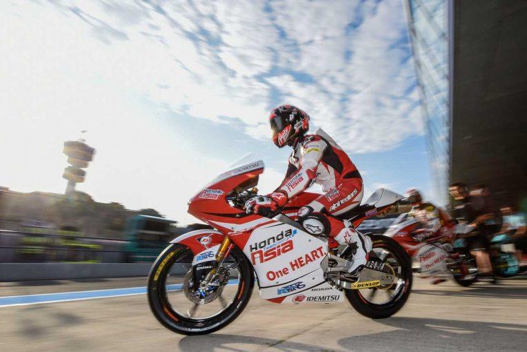 MotoGP | ホンダ・チーム・アジア 2018MotoGP第4戦スペインGP 初日レポート