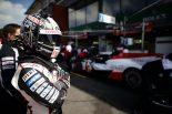 TOYOTA GAZOO Racingの7号車トヨタTS050ハイブリッドをドライブする小林可夢偉