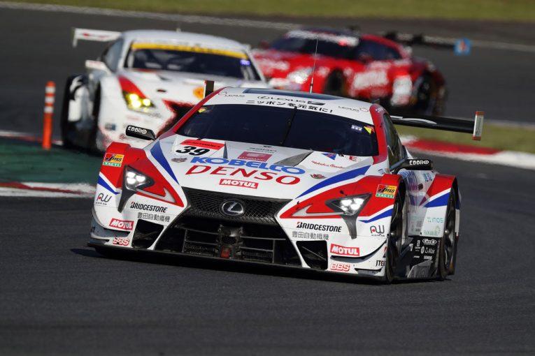 スーパーGT | LEXUS GAZOO Racing スーパーGT第2戦富士 レースレポート