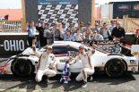 ル・マン/WEC | アキュラ・ペンスキー、IMSA初優勝を1-2で達成。GTDはレクサスRC FがNSXとの接戦制す