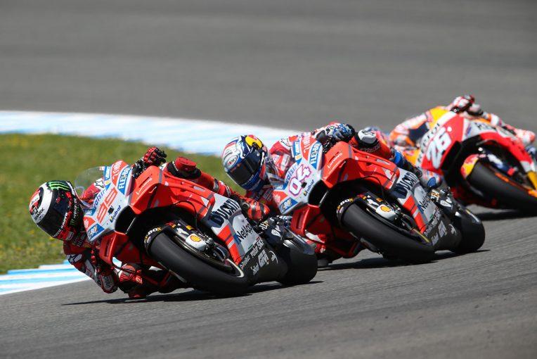 MotoGP | MotoGP:ペドロサ、アクシデントの確認を依頼するも「ロレンソにペナルティを与えたいわけじゃない」