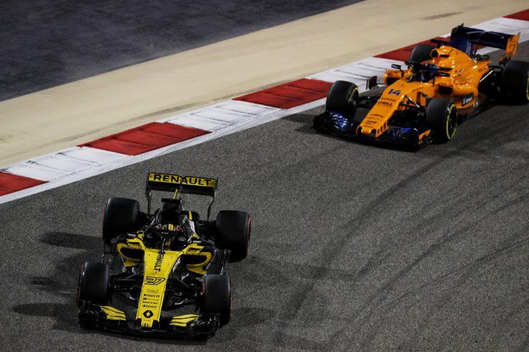 F1 | ルノーとマクラーレン、F1スペインGPに新燃料導入でエンジンパフォーマンス向上の見込み