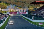 ワン・ツー・フィニッシュを飾ったTOYOTA GAZOO Racingの8号車、7号車トヨタTS050ハイブリッド