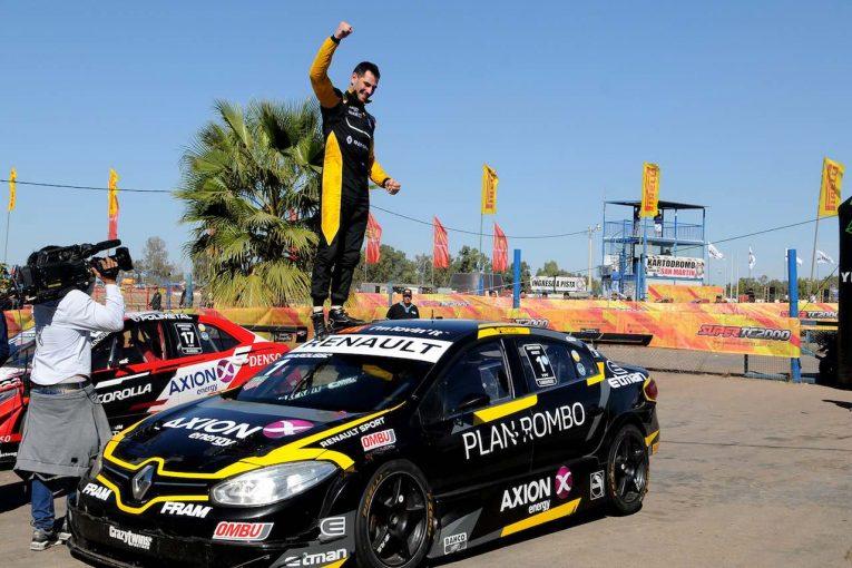 海外レース他 | STC2000第3戦:王者ルノー・フルーエンスGTがジョーカーラップ戦を制し連勝