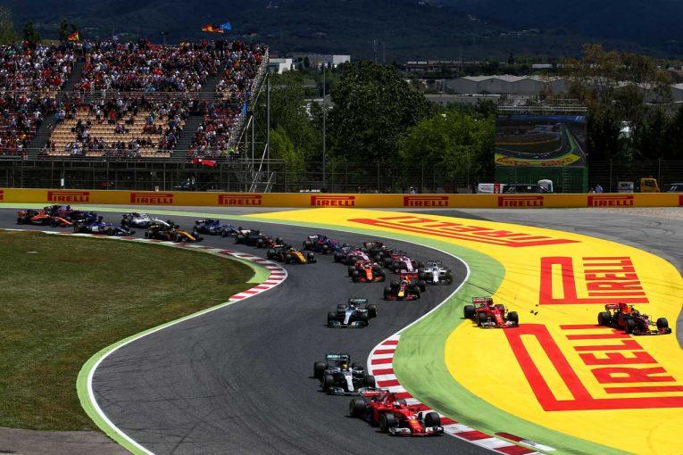 F1   2018年F1第5戦スペインGP、TV放送&タイムスケジュール