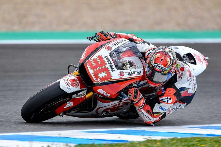 MotoGP | 中上、へレスでの充実したMotoGP公式テストに満足。「より前進できた感触がある」