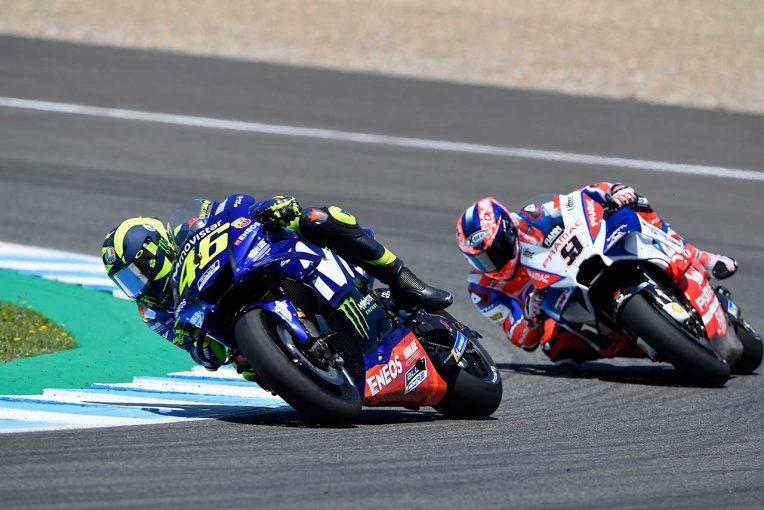 MotoGP | MotoGP:ロッシ、スペインGPは「全力を尽くした」が優勝争いには改善が必要と指摘