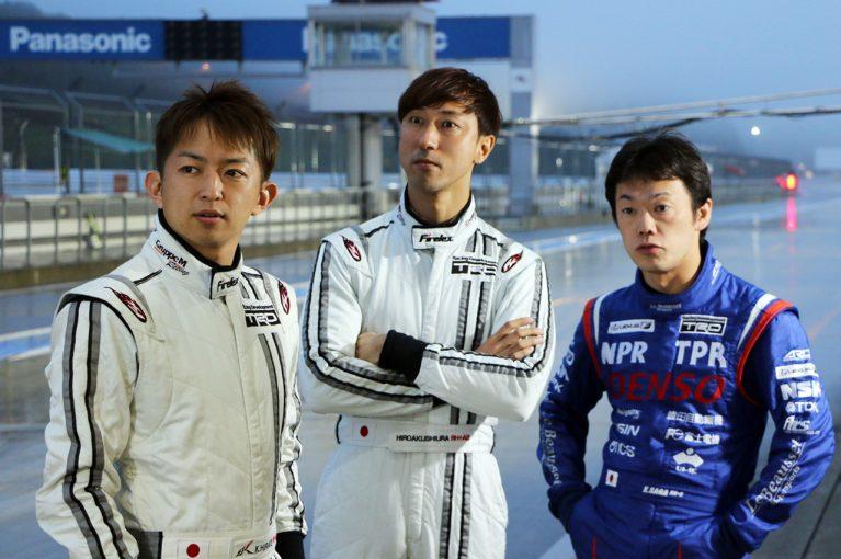 国内レース他 | 石浦、平手加入のドリームチーム、Le Beausset。スーパー耐久富士夜間テストで見せたチームワーク