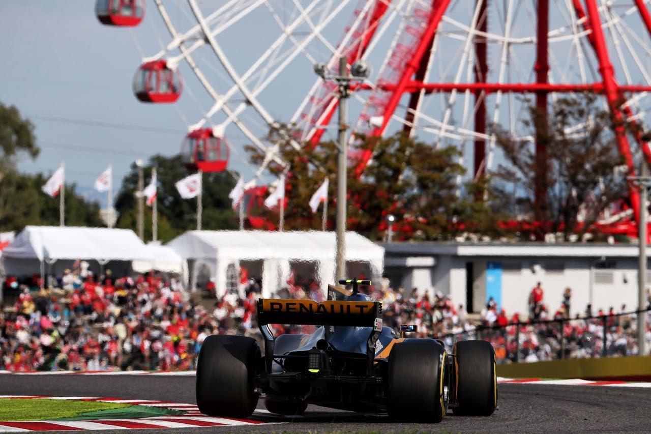 F1日本GPをVIP観戦できるプレミアムチケット登場。5月27日より発売
