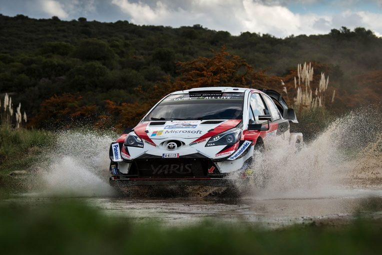 ラリー/WRC | 【動画】2018年WRC世界ラリー選手権第5戦アルゼンチン ダイジェスト