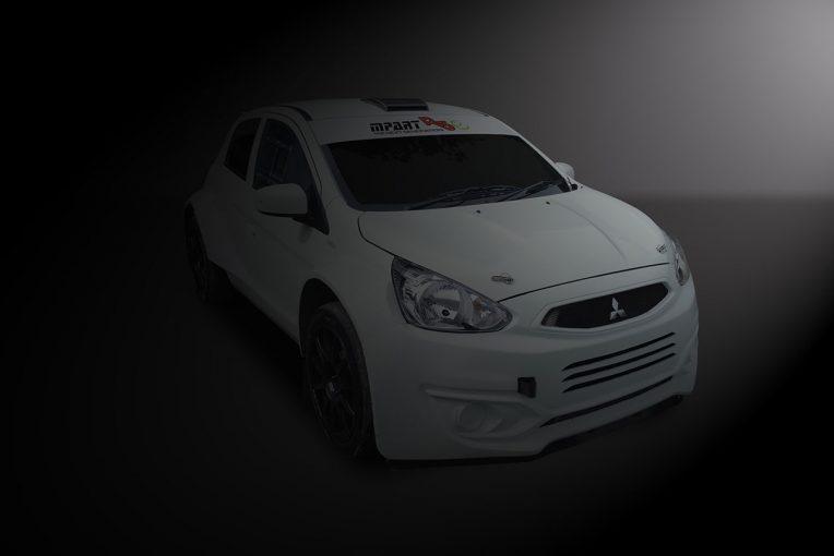 ラリー/WRC | ミツビシ・ミラージュベースのEVラリーカー誕生か。スウェーデンのコンストラクターが開発表明