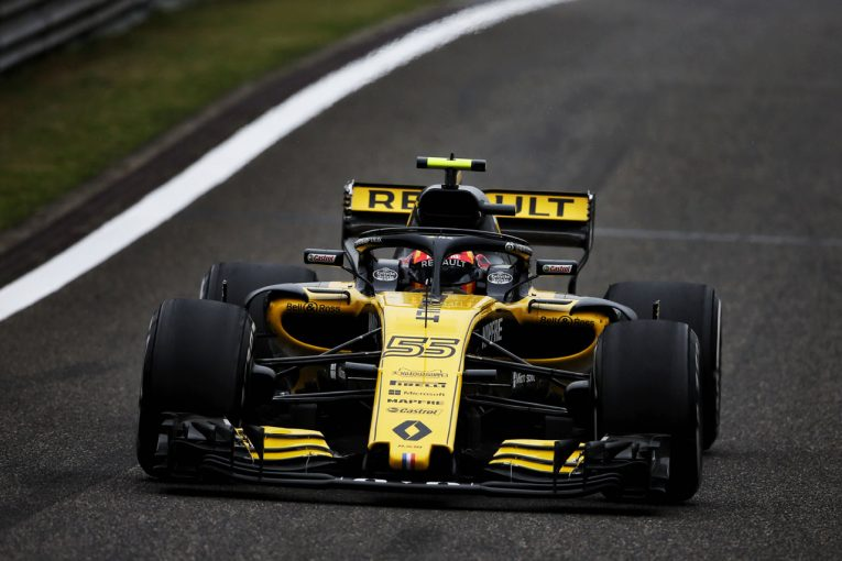 F1   バルセロナF1テスト ドライバースケジュール情報:ルノーはサインツとリザーブを起用