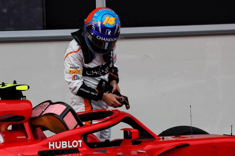 F1   アロンソ「スペインのアップグレードでトップに躍進できるとは思っていない」