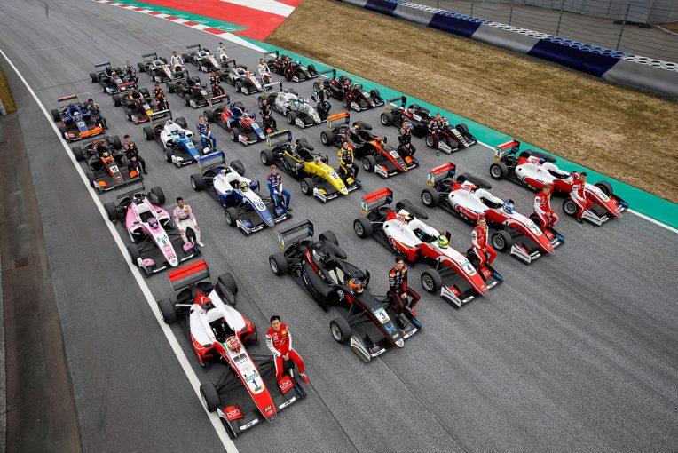 海外レース他 | ヨーロピアンF3:開幕迫る2018年シーズン。チャンピオン候補は日本ゆかりのパロウとティクトゥムか
