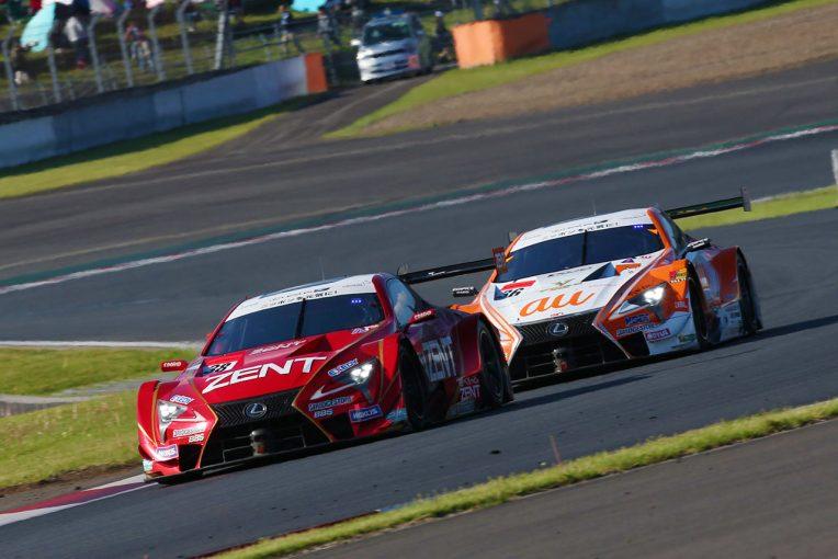 スーパーGT   スーパーGT:第2スティント全ラップで続いた石浦宏明と関口雄飛の攻防/GT500トピックス