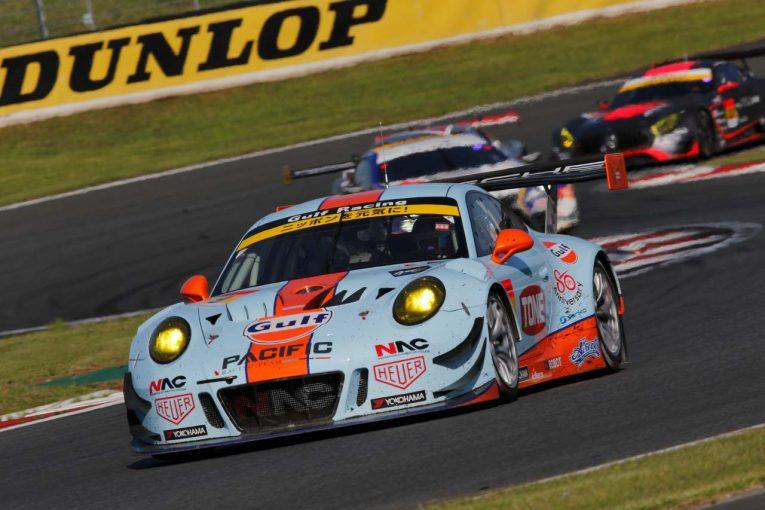 スーパーGT | PACIFIC with GULF RACING スーパーGT第2戦富士 レースレポート