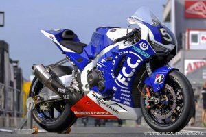 MotoGP | TSRホンダ、EWC仕様のCBR1000RR SP2をスロバキアリングでお披露目。ル・マンに続く連勝ねらう
