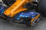 F1 | 【F1フォトギャラリー】マクラーレンMCL33のラジカルな新型ノーズ