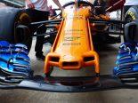 F1 | F1 Topic:先端に3つの穴が空いた新ノーズを投入するマクラーレンの本気度