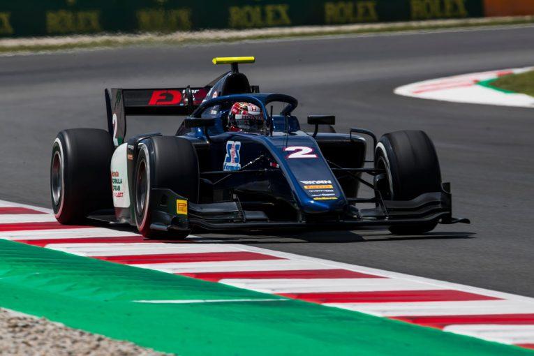海外レース他 | 【順位結果】FIA F2第3戦スペイン予選