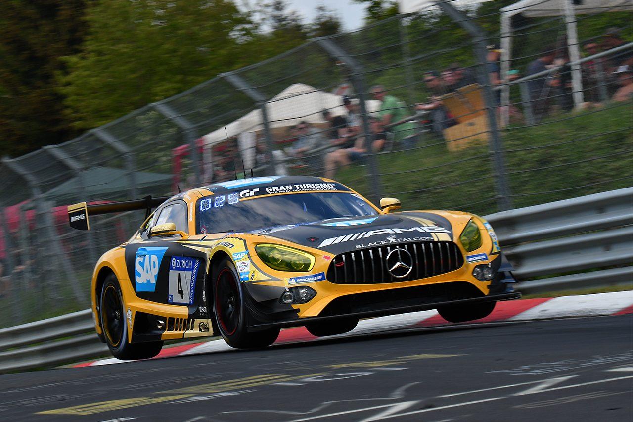 ニュルブルクリンク24時間はポルシェが予選トップ3を独占。マンタイ911号車がPP