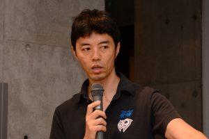 チームミライ代表であり監督の岸本ヨシヒロ