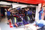 F1 | トロロッソ・ホンダF1密着:スペインGPで記録したスピードからバクー失速の原因を探る