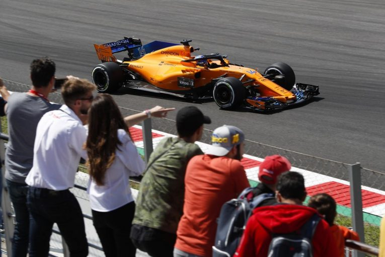 F1 | アロンソ「多数の新パーツで0.2秒以上速くなっている。今季初のQ3進出を果たしたい」マクラーレン F1スペインGP金曜