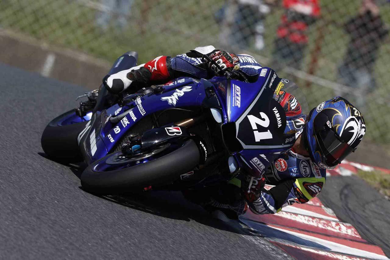 ヨシムラ2台がフロントロウ獲得。中須賀は3戦連続ポール/全日本ロード第3戦オートポリス予選