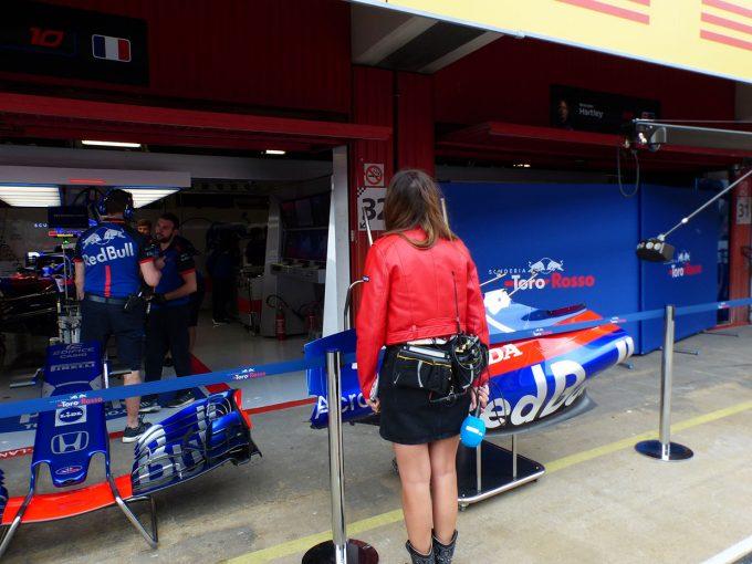 F1 | F1 Topic:大クラッシュのハートレーはマシン修復のため予選不参加、ギヤボックス交換も