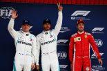 F1 | 【順位結果】F1第5戦スペインGP予選