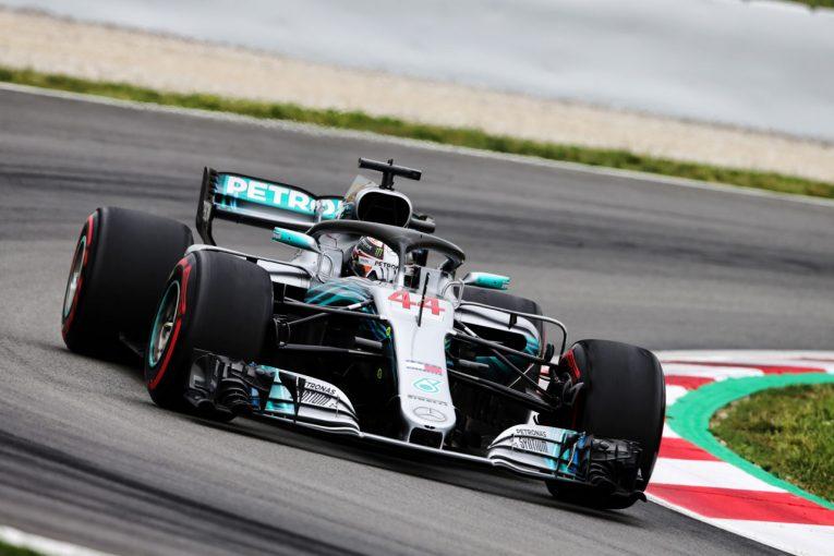 F1 | 【動画】ハミルトンのポールポジションラップ/F1スペインGP予選