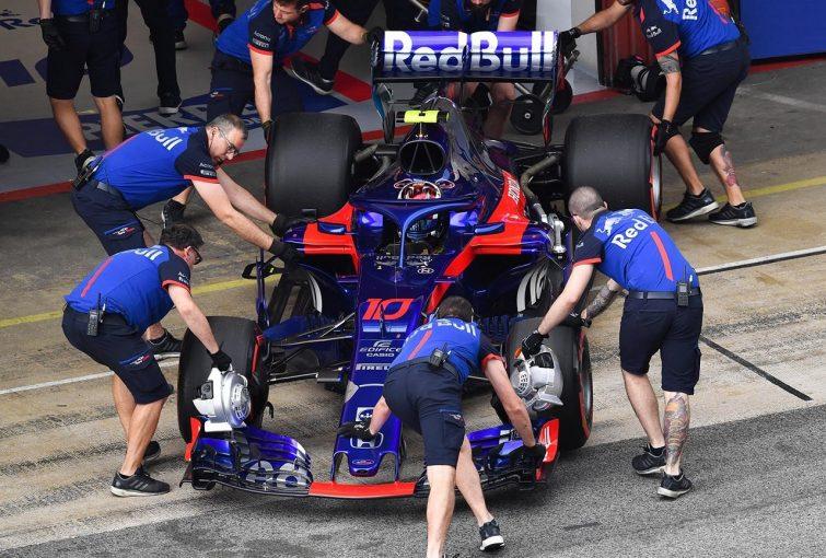 F1 | トロロッソ「ガスリーはQ3進出も可能だった。決勝ではポイント獲得を目指す」F1スペインGP土曜