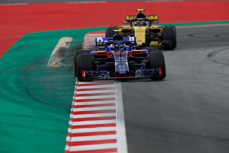F1 | トロロッソ・ホンダF1密着:走り慣れたバルセロナで本来の力を取り戻したガスリー