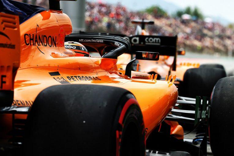 F1 | バンドーン「今年ベストの予選。アップデートの効果は明らか」 F1スペインGP土曜