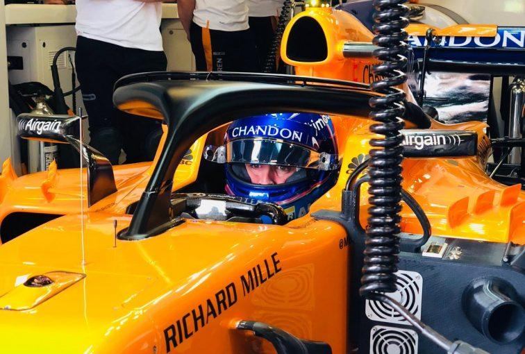 F1   アロンソ今季初のQ3進出「待ちに待ったアップデートに満足。開発の遅れを取り戻し、早く上位に迫りたい」F1スペインGP土曜