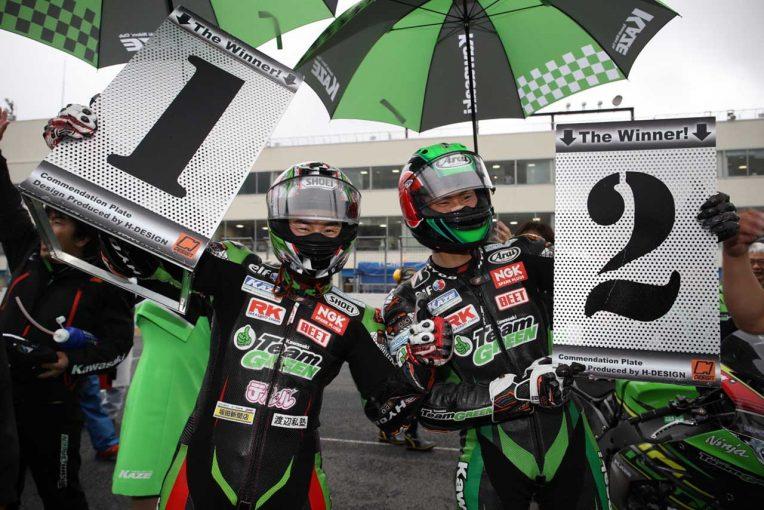 MotoGP   渡辺一馬が全日本初優勝。カワサキに11年ぶりの優勝もたらす/【順位結果】全日本ロード第3戦オートポリス決勝
