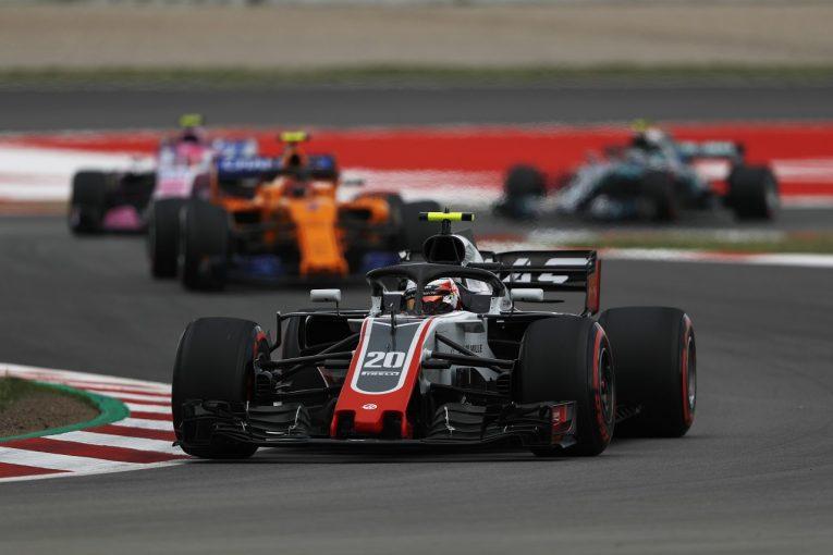 F1 | マグヌッセン予選7番手「僕らにとってはポールポジションを獲得したも同然」ハース F1スペインGP土曜