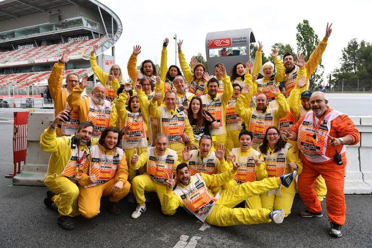 F1 | シロトキンが3グリッド降格、ハートレーは最後尾から/F1スペインGPグリッド