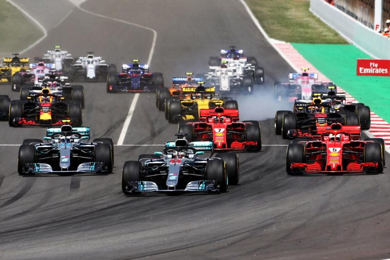 F1 | 【順位結果】F1第5戦スペインGP決勝