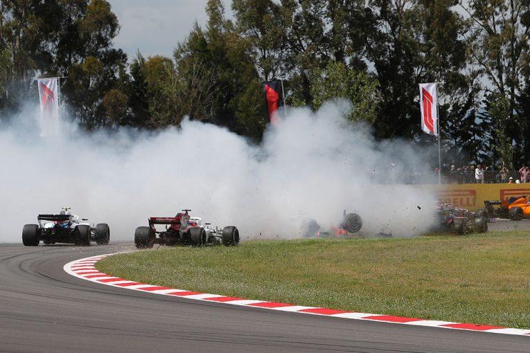 F1 | ハースF1代表がグロージャンを擁護。「ペナルティは彼に追い打ちをかけてしまう」