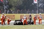F1 | クラッシュ引き起こしたグロージャン、「最善を尽くした」と主張も、グリッド降格ペナルティが確定