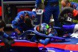 F1 | ハートレー「最後尾から12位。ただトップスピードが足りずに苦労した」トロロッソ・ホンダ F1スペインGP日曜
