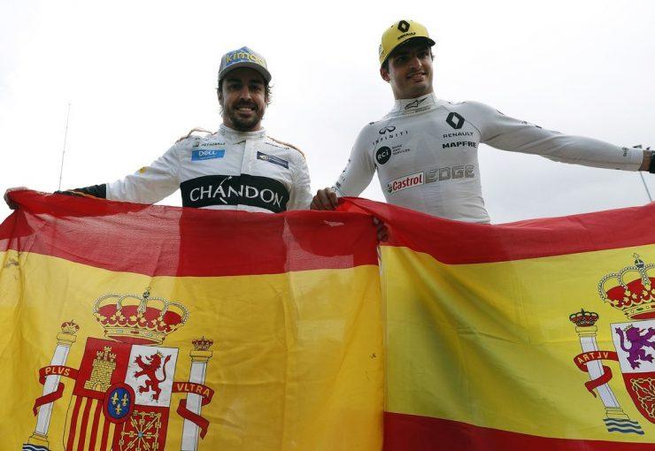 F1 | アロンソ、事故で後退も5戦連続入賞「アップグレードで中団のライバルたちに追いついた」F1スペインGP日曜