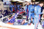 F1 | トロロッソ・ホンダF1密着:つかんだ手応えを1周目のアクシデントで生かせず