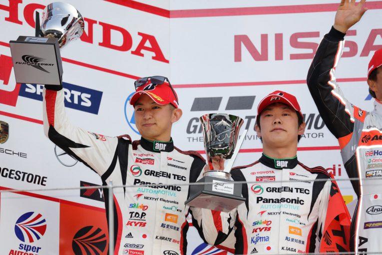 スーパーGT | 31号車TOYOTA PRIUS apr GT スーパーGT第2戦富士 レースレポート