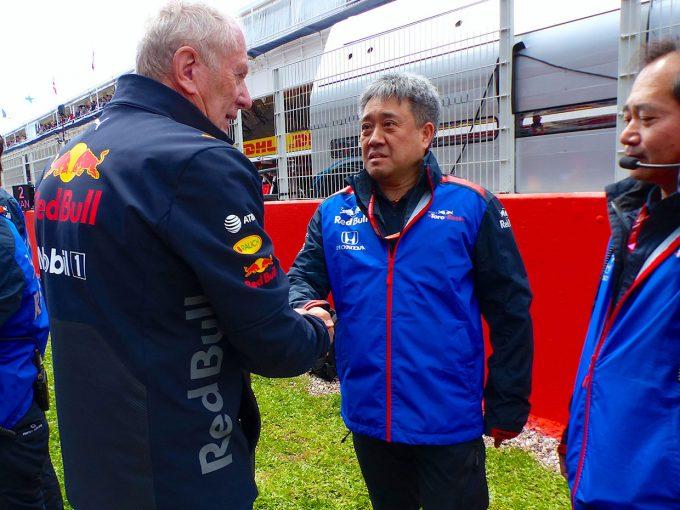 F1 | F1 Topic:ホンダ、レッドブルと2019年に向けた交渉再開、結論はカナダGP後か
