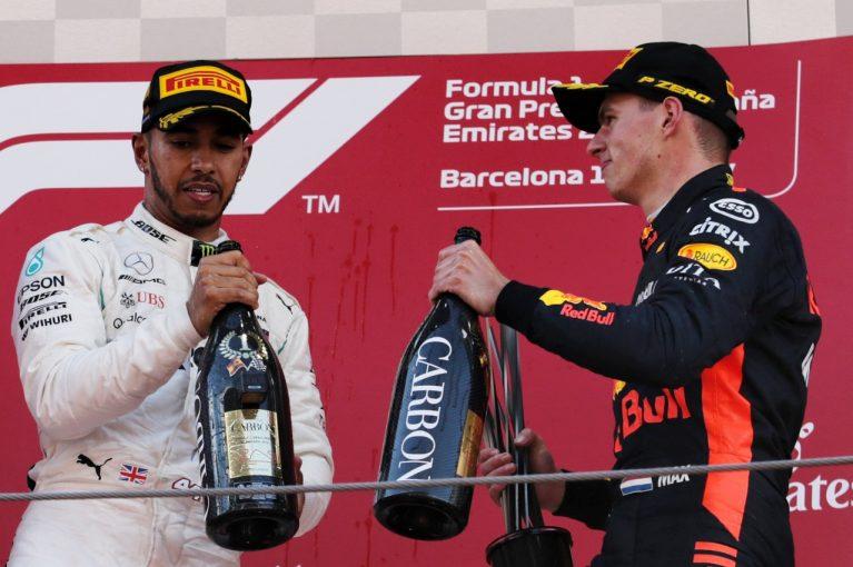 F1   フェルスタッペンが今季初表彰台「うまくいかないことが多かったけど、今日がいい転換点になる」F1スペインGP日曜