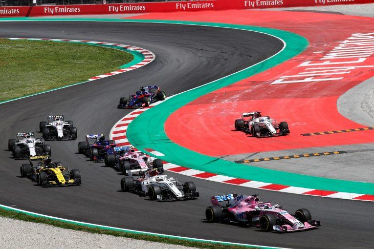 F1 | ペレス9位「アクシデントの影響を受け、難しいレースになった」F1スペインGP日曜