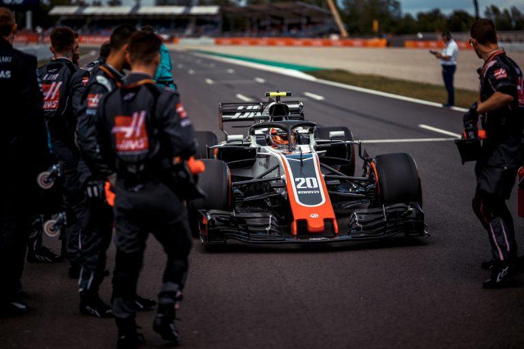 F1   マグヌッセン6位「僕らの実力にふさわしい位置。もうポイントを取りこぼさない」F1スペインGP日曜